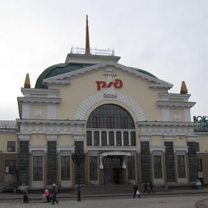 Железнодорожные вокзалы Балтаси